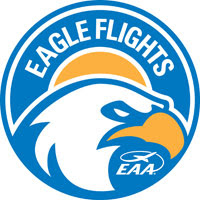 EAA Eagle Flights Logo